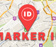 Google Map Marker ID