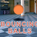 Bouncing Balls CSS3 Animation