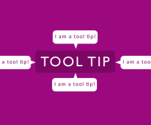 Tool tips with css